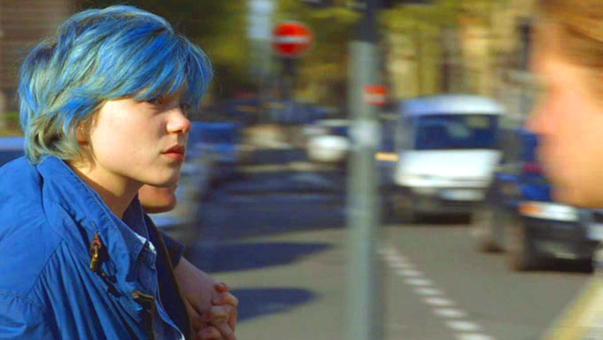 Blue Is the Warmest Color movie Lea Seydoux