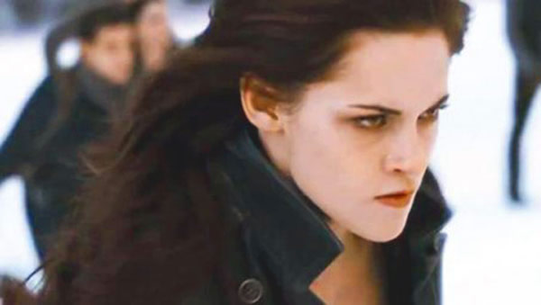 Breaking Dawn - Part 2 kristen Stewart fight scene