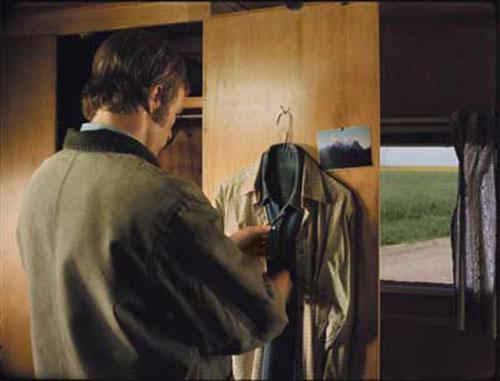 Brokeback Mountain, Heath Ledger, final scene