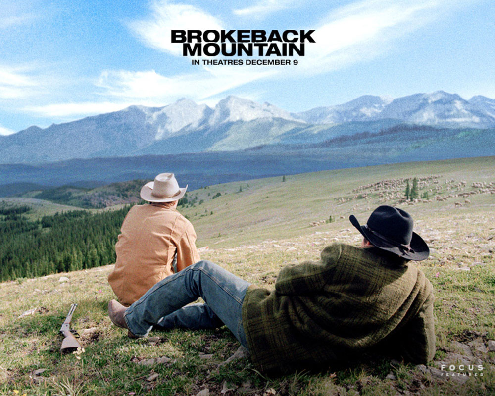 Brokeback Mountain by Ang Lee