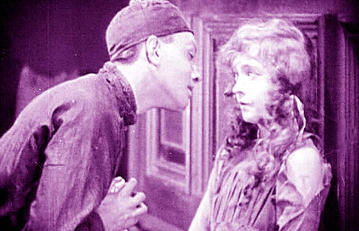 Broken Blossoms Lillian Gish Richard Barthelmess D.W. Griffith