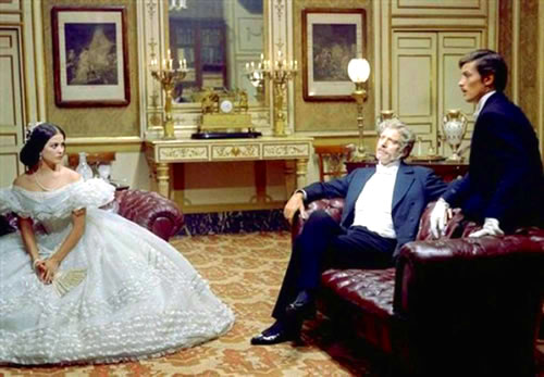 Claudia Cardinale, Burt Lancaster, Alain Delon, The Leopard, Il gattopardo