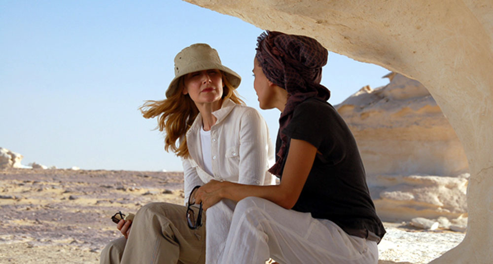 Patricia Clarkson in Cairo Time