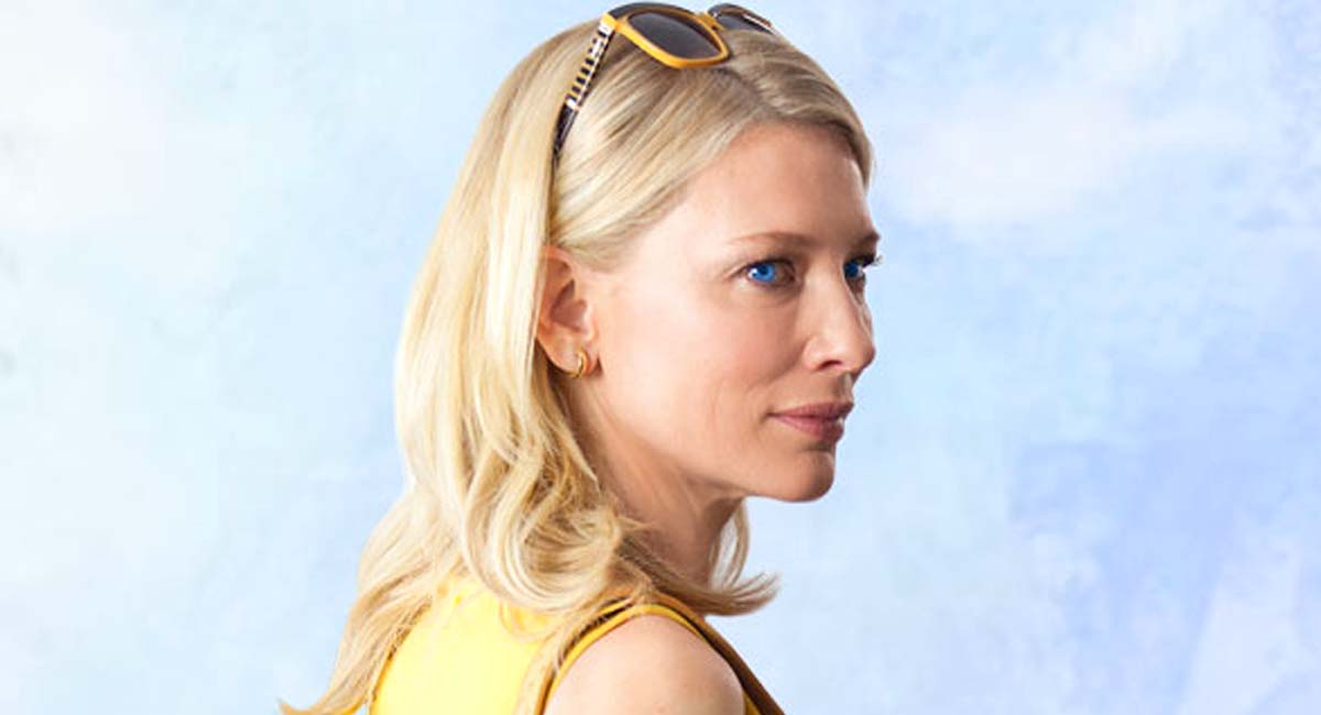 Cate Blanchett Blue Jasmine Best Actress