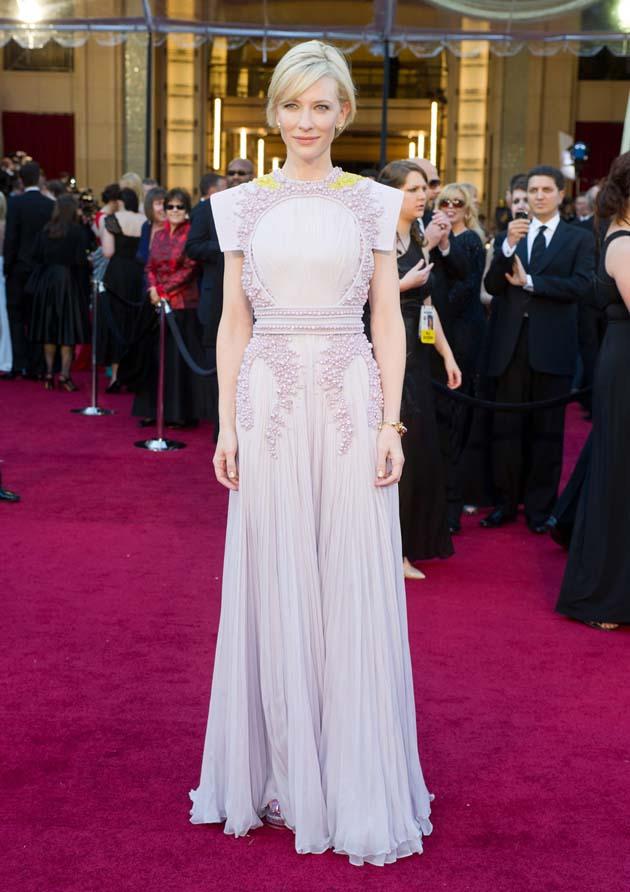 Cate Blanchett pregnant