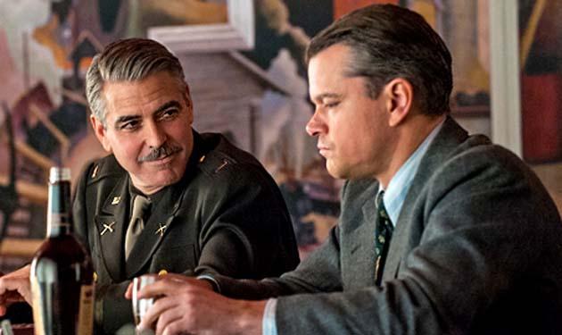 Cecil B. DeMille Award winners George Clooney