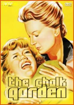 The Chalk Garden, Deborah Kerr, Hayley Mills, Ronald Neame
