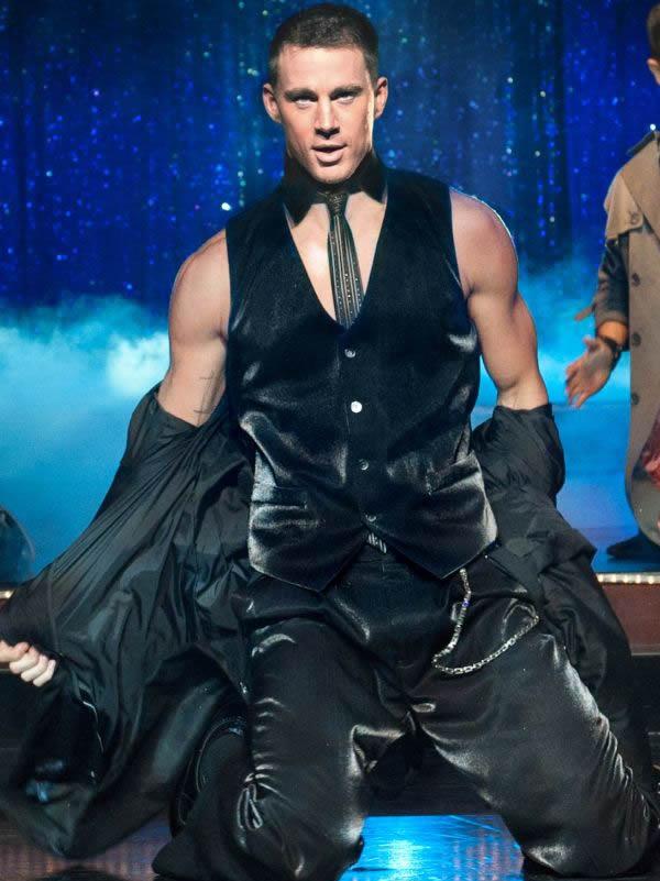 Channing Tatum stripper movie Magic Mike