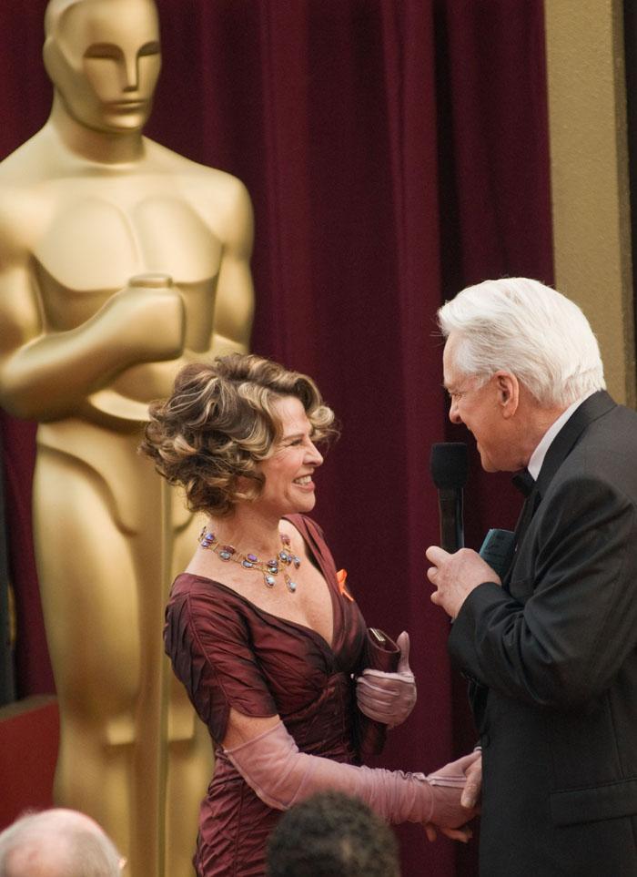 Julie Christie, Robert Osborne