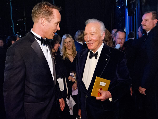 Christopher Plummer Best Supporting Actor
