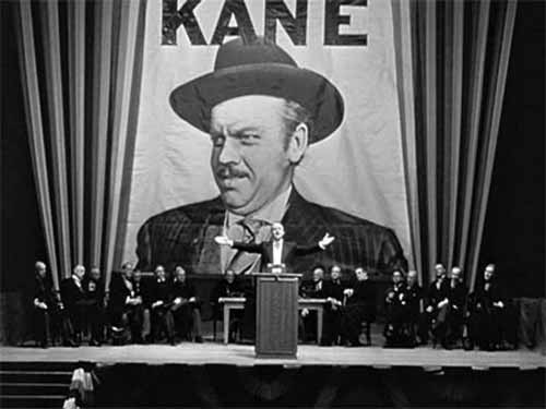 Citizen Kane by Orson Welles