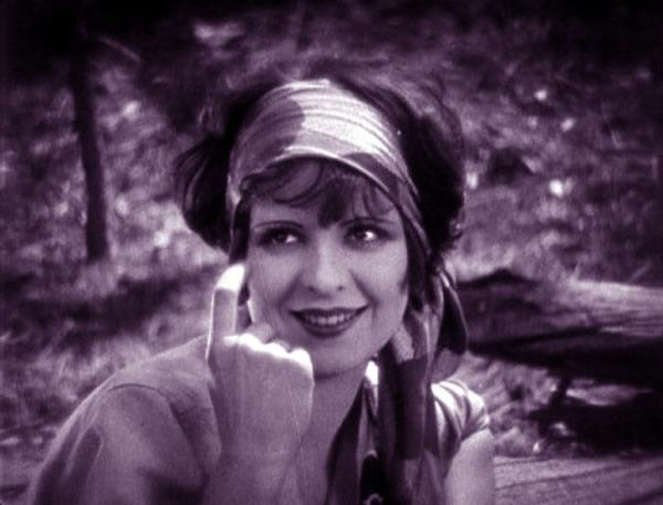 Clara Bow Mantrap