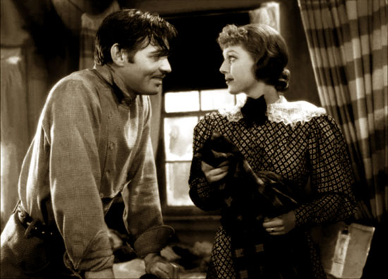 Loretta Young, Clark Gable, The Call of the Wild