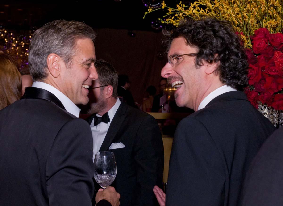 George Clooney, Joel Coen