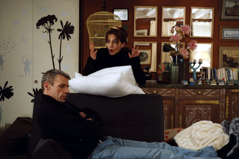 Lambert Wilson, Laura Morante in Private Fears in Public Places