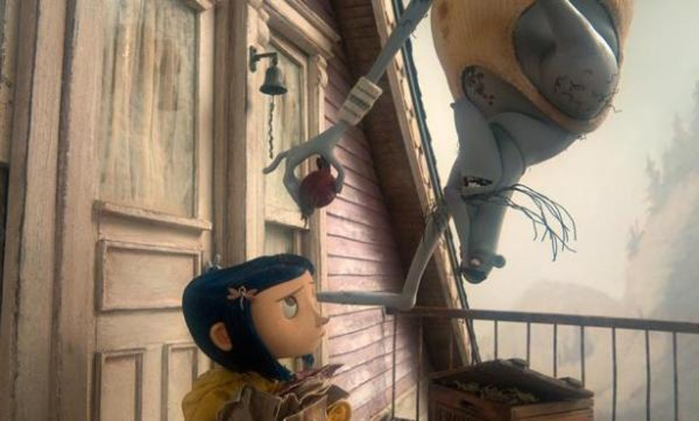 Coraline by Henry Selick