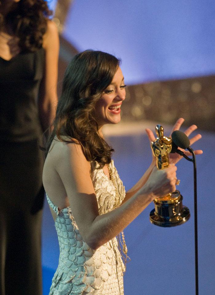Marion Cotillard - Oscar 2008