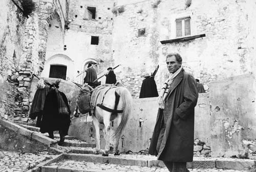 Gian Maria Volonte in Christ Stopped at Eboli by Francesco Rosi