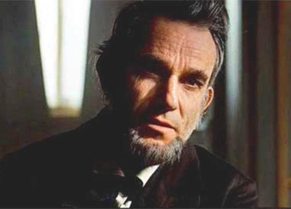 Daniel Day-Lewis Lincoln movie