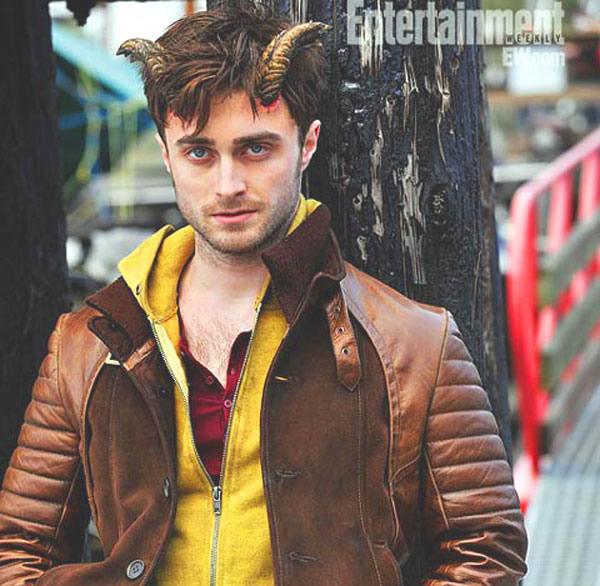 Daniel Radcliffe Horns after Equus