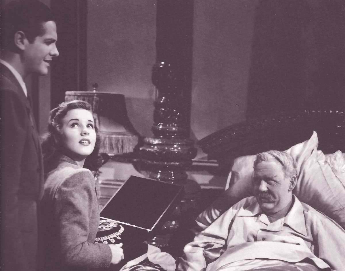 Deanna Durbin It Started with Eve Charles Laughton Robert Cummings