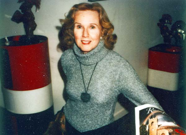 Deanna Durbin today