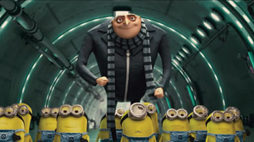 Despicable Me, Pierre Coffin, Chris Renaud