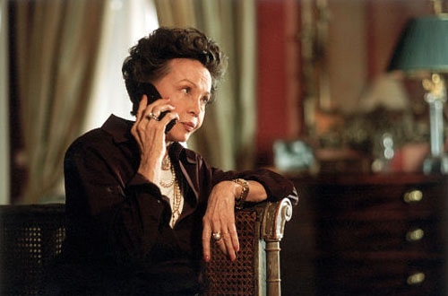 Leslie Caron in Le Divorce