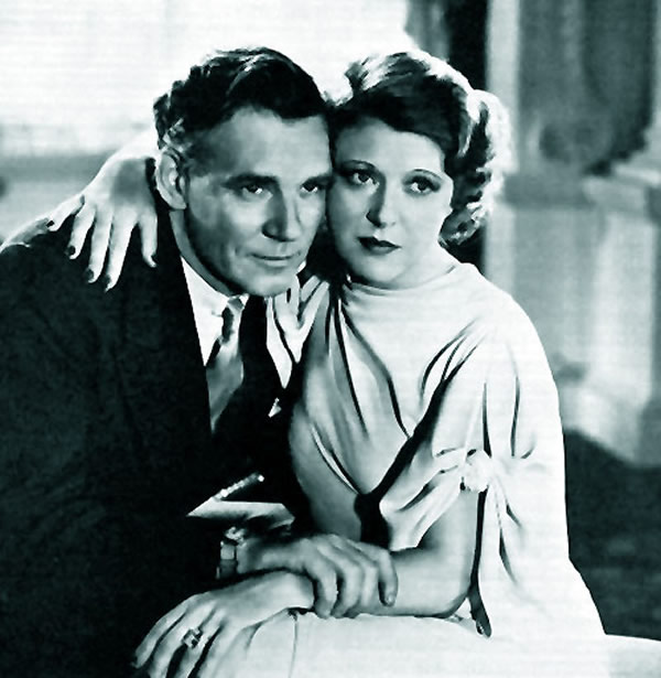 Walter Huston Ruth Chatterton Dodsworth