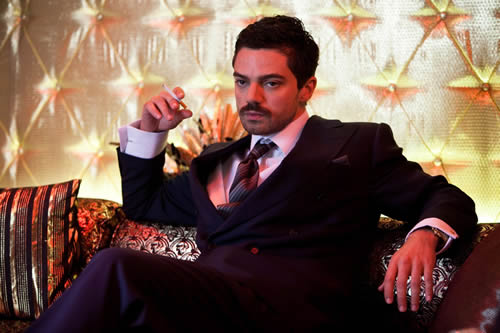 Dominic Cooper, The Devil's Double, Uday Hussein
