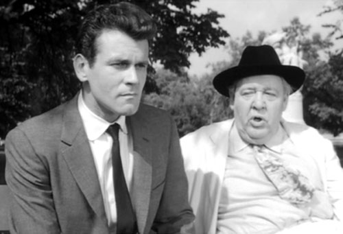 Don Murray, Charles Laughton, Advise & Consent