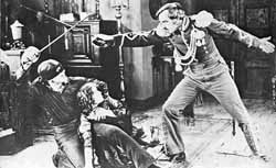 Douglas Fairbanks, The Mark of Zorro