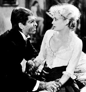 Fredric March, Miriam Hopkins in Dr. Jekyll and Mr. Hyde