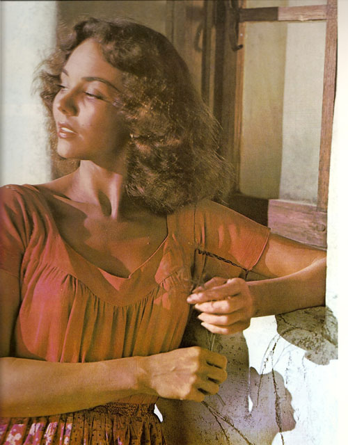 Jennifer Jones in Duel in the Sun