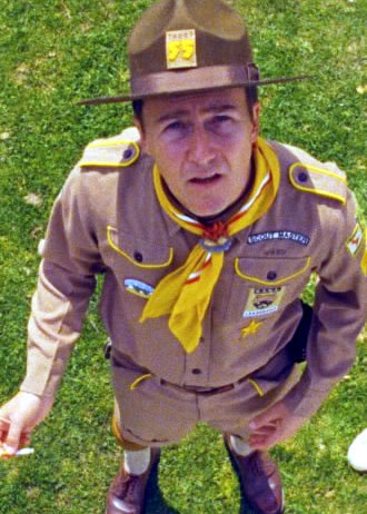 Edward Norton Moonrise Kingdom scoutmaster