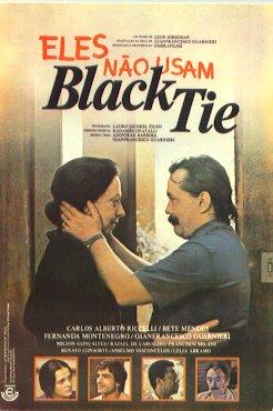 Eles Nao Usam Black-Tie a.k.a. They Don't Wear Black-Tie (1981) directed by Leon Hirszman, starring Gianfrancesco Guarnieri, Fernanda Montenegro, Carlos Alberto Ricceli, Bete Mendes