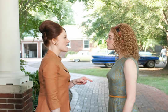 Emma Stone, Bryce Dallas Howard, The Help