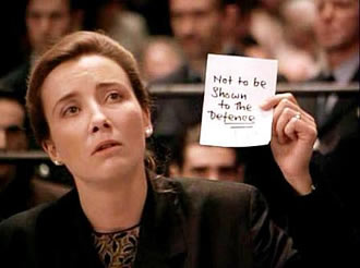 Emma Thompson In the Name of the Father Gareth Peirce