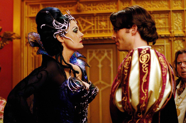 Susan Sarandon, James Marsden in Enchanted