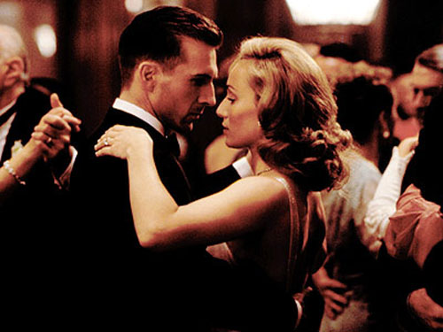 Ralph Fiennes, Kristin Scott Thomas in The English Patient