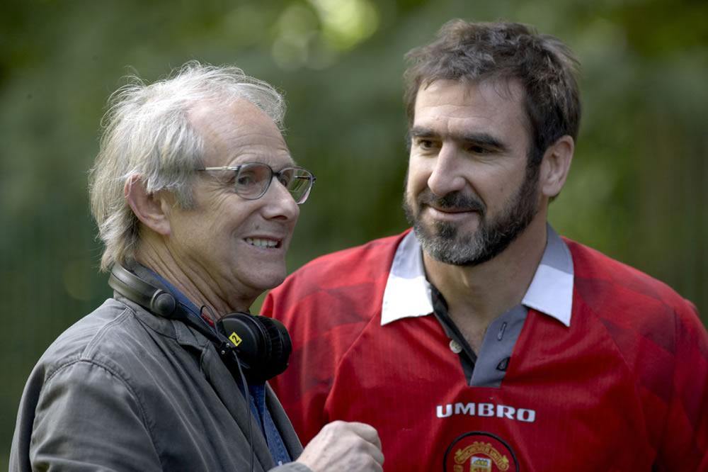 Eric Cantona, Ken Loach Looking for Eric