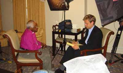 Desmond Tutu, Daniel Karslake in For the Bible Tells Me So