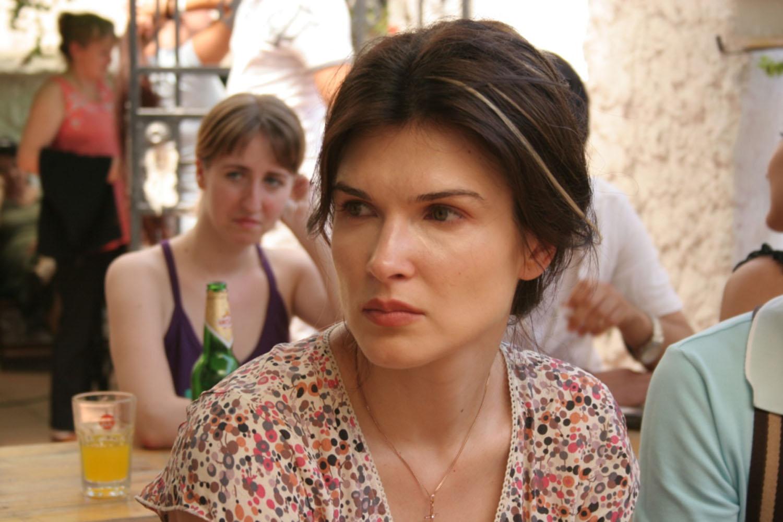 Monica Birladeanu in Francesca