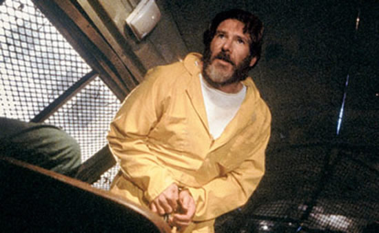 Harrison Ford, The Fugitive movie
