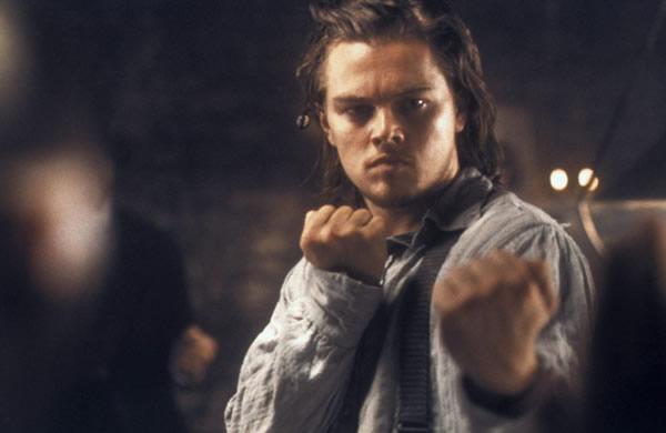 Martin Scorsese Gangs of New York Leonardo DiCaprio