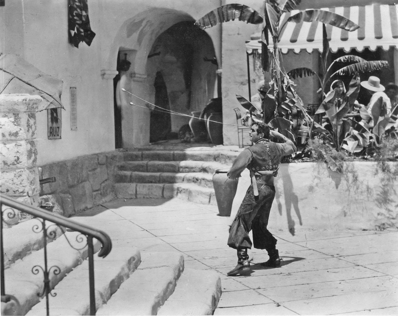 Douglas Fairbanks in The Gaucho