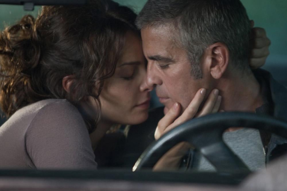 Violante Placido, George Clooney, The American