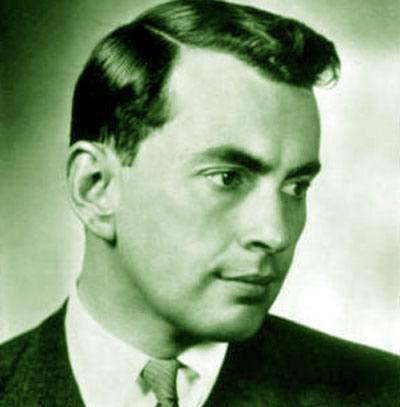 Gore Vidal young