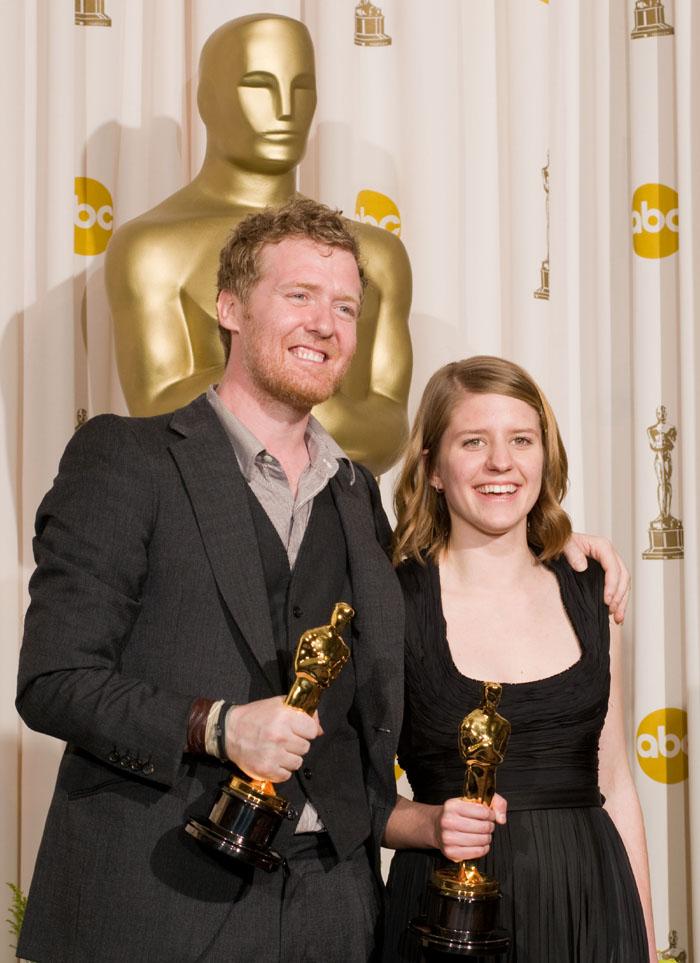 Glen Hansard, Markéta Irglová - Oscar 2008