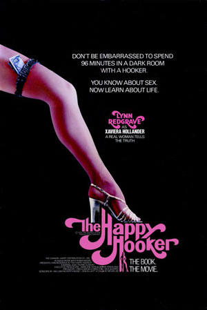 The Happy Hooker Lynn Redgrave